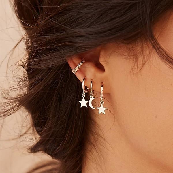 Piercing falso Estrela