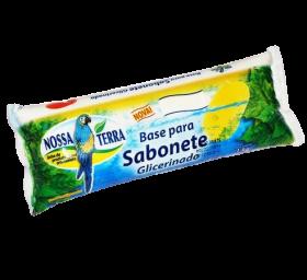 Base Sabonete Transparente Nossa Terra 1kg