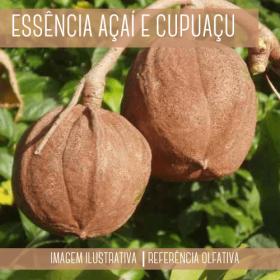 Essência Açaí com Cupuaçu