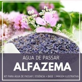 Essência Alfazema + Água de Passar - Ganhe Válvula Borrifadora
