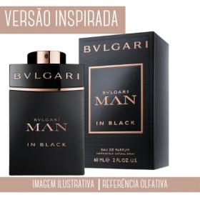 Essência Bulgari Black Men Contratipo