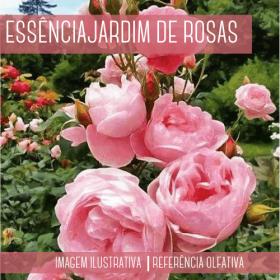 Essência Jardim de Rosas Downy 100ml