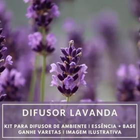 Essencia Lavanda + Base perfume