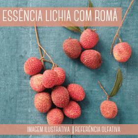 Essência Lichia e Romã