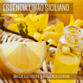 Essência Limão Siciliano