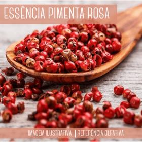 Essência Pimenta Rosa