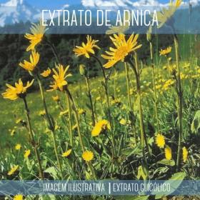 Extrato de Arnica 100ml