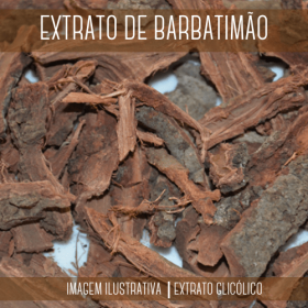 Extrato de Barbatimão 100ml