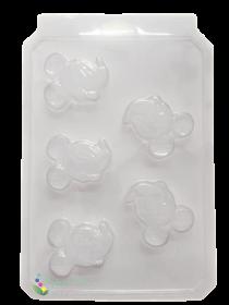 Forma Mickey PVC