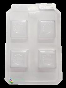 Forma Sabonete Glicerinado PVC