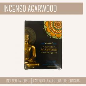 Incenso Agarwood