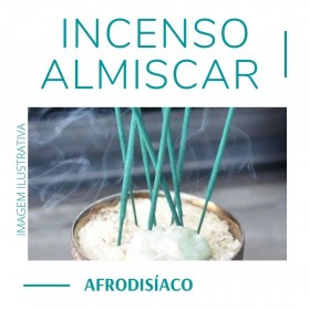 Incenso Almiscar