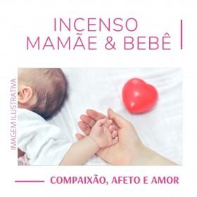 Incenso Mamãe e Bebê