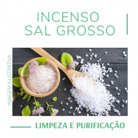 Incenso Sal Grosso