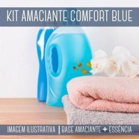 KIT AMACIANTE - Base Amaciante + Essência Comfort