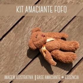 KIT AMACIANTE - Base Amaciante + Essência Fofo