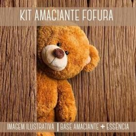 KIT AMACIANTE - Base Amaciante + Essência Fofura