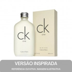 KIT PERFUME - Essência CK One Unissex Contratipo + Base Para Perfume
