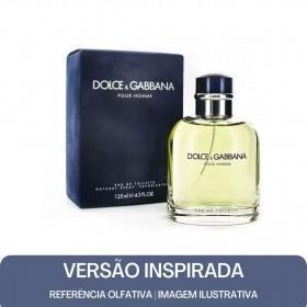KIT PERFUME - Essência Dolce & Gabbana M Contratipo + Base Para Perfume