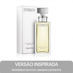 KIT PERFUME - Essência Eternity F Contratipo F + Base Para Perfume