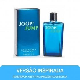 KIT PERFUME - Essência Joop Jump Contratipo M + Base Para Perfume