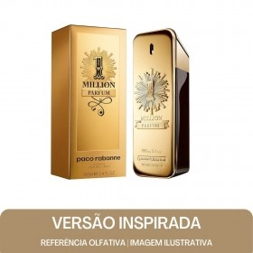 KIT PERFUME - Essência One Million Contratipo + Base Para Perfume