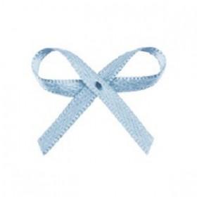 Laço Mosquitinho Azul 100 unid
