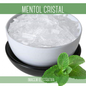 Mentol Cristal 10grs