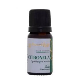 Óleo Essencial Citronela 10ml Aromalife