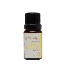 Óleo Essencial Limão Siciliano 10ml Aromalife