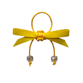 Pingente Amarelo Para Difusor