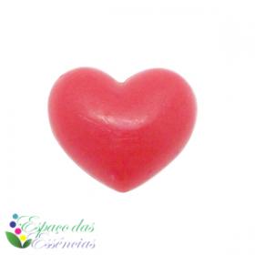 Sabonete Coração Mini Vermelho