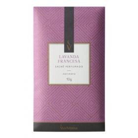 Sachê Perfumado Lavanda Francesa Via Aroma