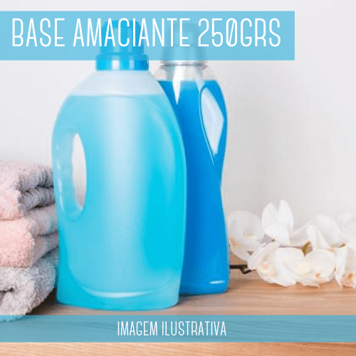 Base Amaciante 250grs Rendimento 8 a 10 litros