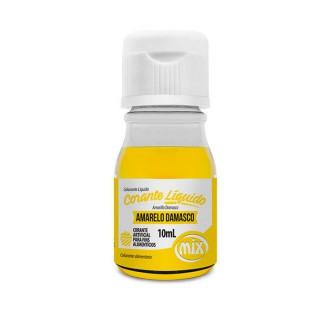 Corante Amarelo Damasco 10ml