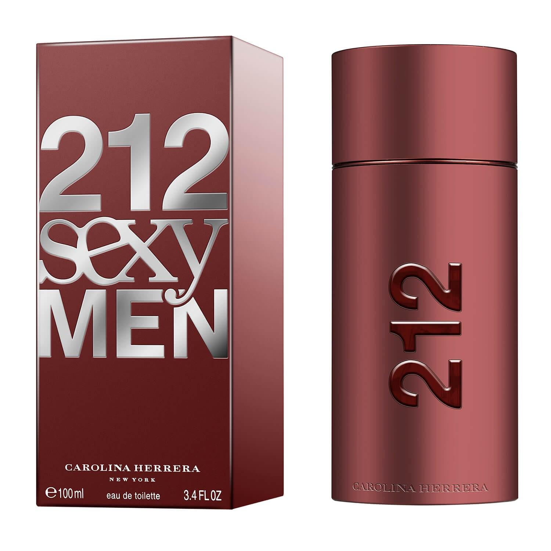 Essência 212 Sexy Men Contratipo