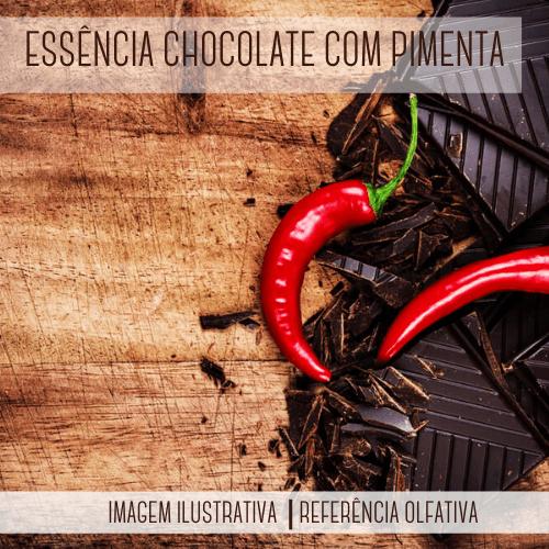 Essência Chocolate com Pimenta