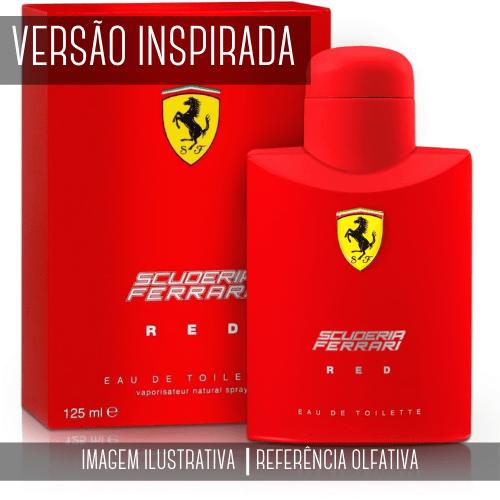 Essência Ferrari Red Contratipo