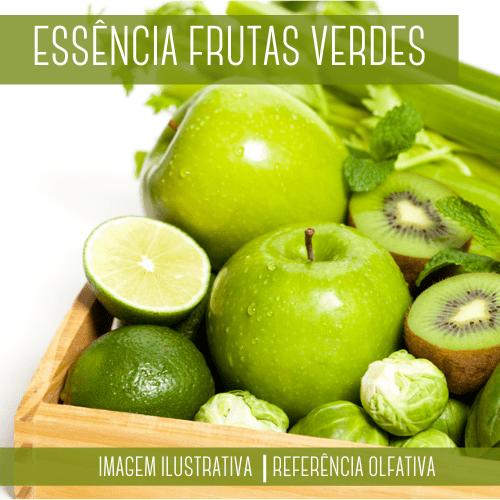Essência Frutas Verdes