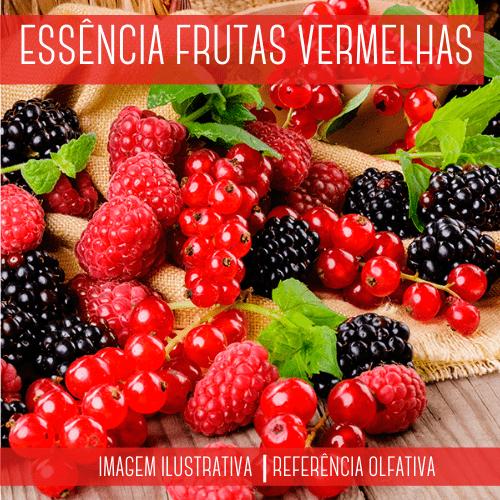 Essência Frutas Vermelhas