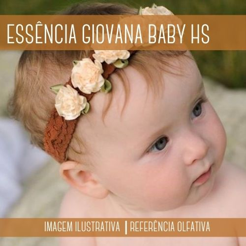 Essência Giovana Baby HS Contratipo