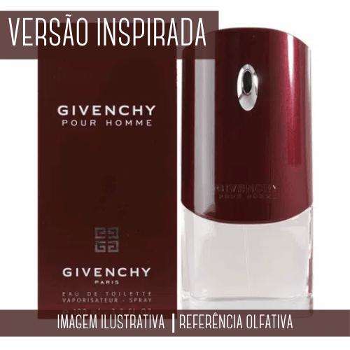 Essência Givenchy M Contratipo