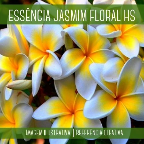 Essência Jasmin Floral HS