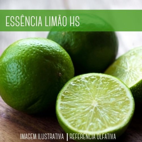 Essência Limão HS