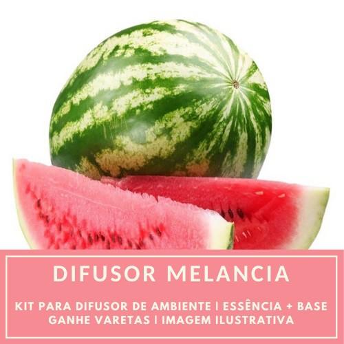 Essência Melancia + Base Perfume - Ganhe Varetas