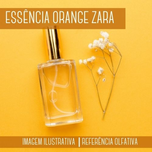 Essência Orange Zara Contratipo 100ml
