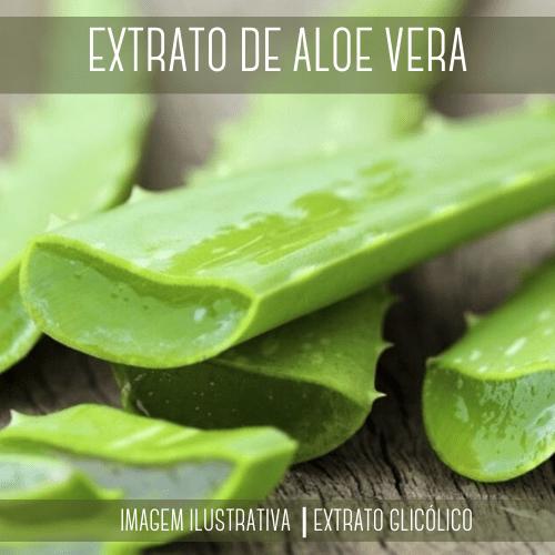 Extrato de Aloe Vera 100ml