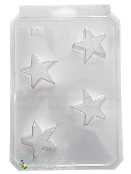 Forma Estrela PVC