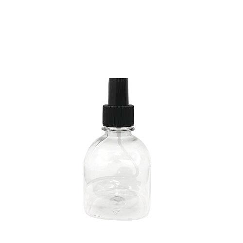 Frasco Quadrado 220ml Spray