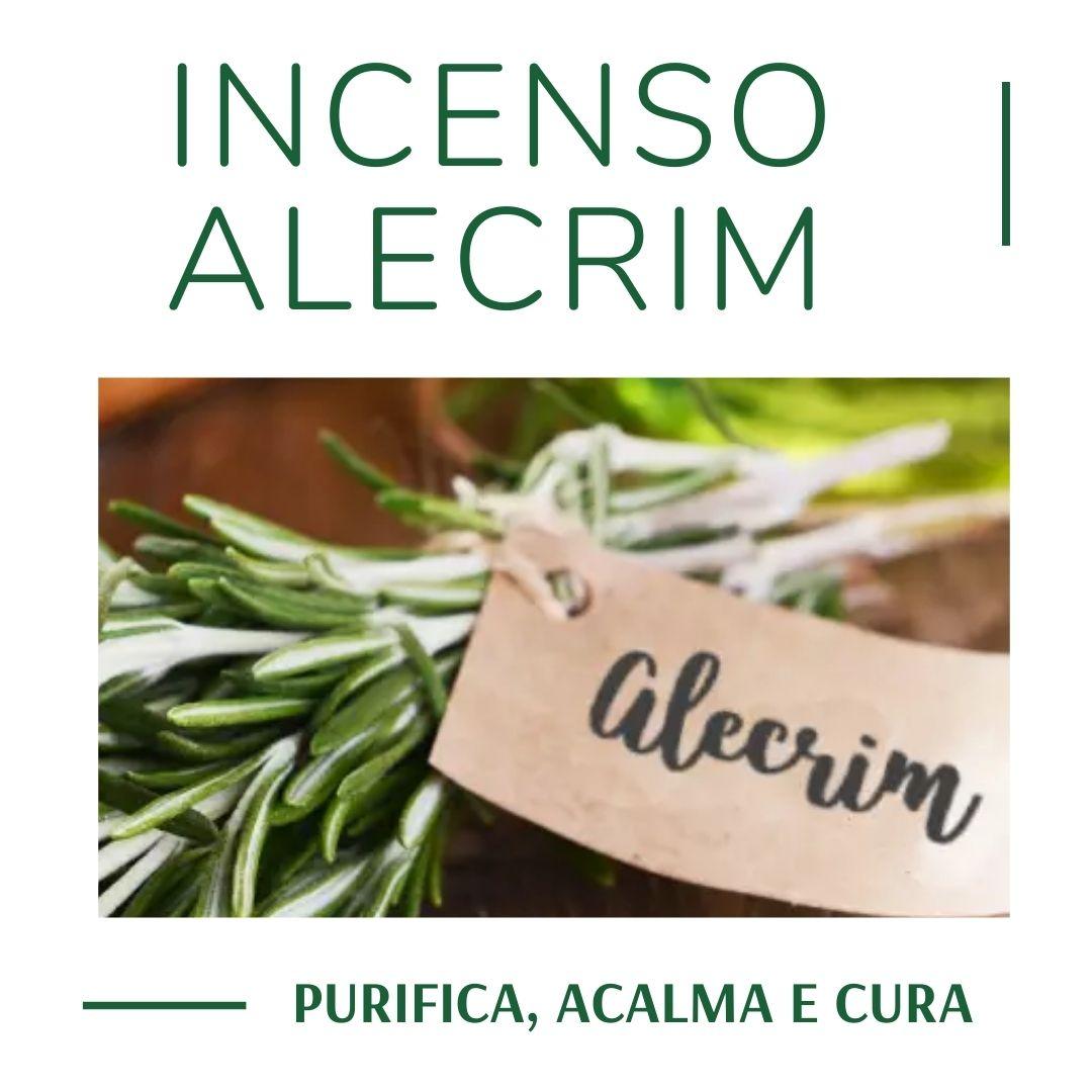 Incenso Alecrim